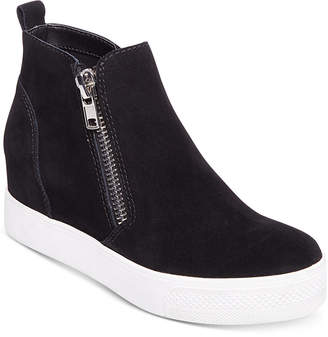 Steve Madden Women Wedgie Wedge Sneakers