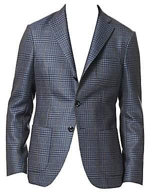 Etro Men's Houndstooth Sportcoat