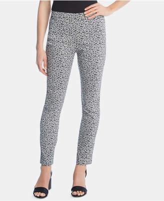 Karen Kane Printed Pull-On Skinny Pants