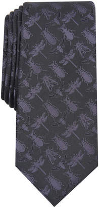 INC International Concepts I.n.c. Men Beatles & Insects Skinny Tie