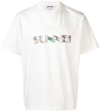 Sunnei logo short-sleeve T-shirt