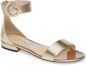 Jimmy Choo Jaimie Ankle Strap Sandal