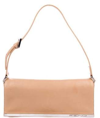 Fendi Smooth Leather Shoulder Bag