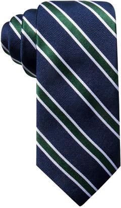 Club Room Men's Peabody Classic Stripe Silk Tie