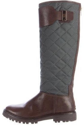 Tory BurchTory Burch Quilted Mid-Calf Boots