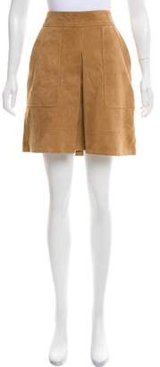 Vince Suede Mini Skirt w/ Tags