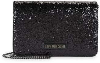 Love Moschino Sequined Crossbody Bag