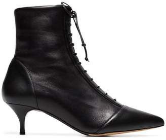 Tabitha Simmons Emmet 60 lace-up ankle boots