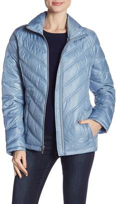 Kenneth Cole New York Quilted Packable Jacket