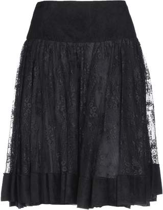 Mine Knee length skirts - Item 35406967JH