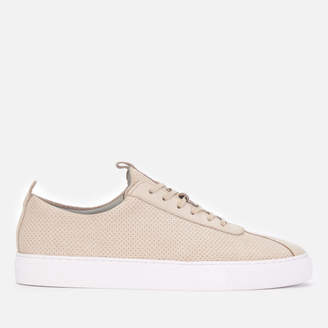 Men's Sneaker 1 Suede Trainers - Off White