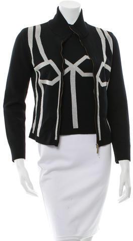 MonclerMoncler Virgin Wool Cardigan Set