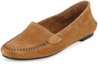 Manolo Blahnik Speed Suede Moccasin Driver