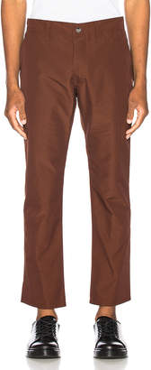 Enfants Riches Deprimes Nylon Five Pocket Trouser in Brown | FWRD