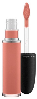 MAC Retro Matte Liquid Lipcolour - Back In Vogue $21 thestylecure.com