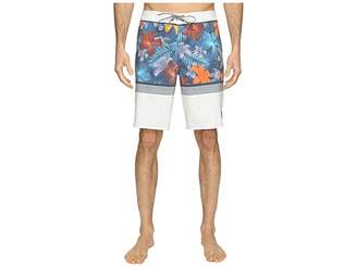 O'Neill Hyperfreak Blissful Thinking Superfreak Series Boardshorts Men's Swimwear