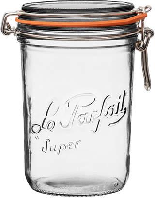 Parfait Le Straight Glass Canning & Storage Jars