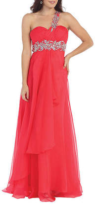 Asstd National Brand Semi Formal Long Formal Dress