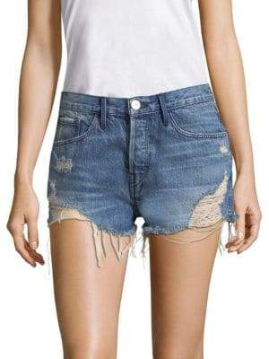 Peserico Carter Denim Shorts
