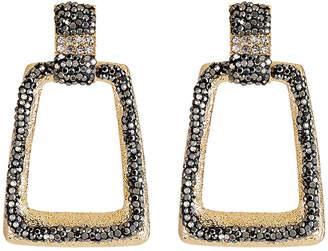 Panacea Luxe Rectangular-Drop Earrings