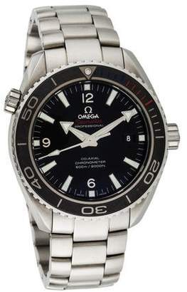 "Omega Seamaster Planet Ocean ""Sochi 2014"" Watch"