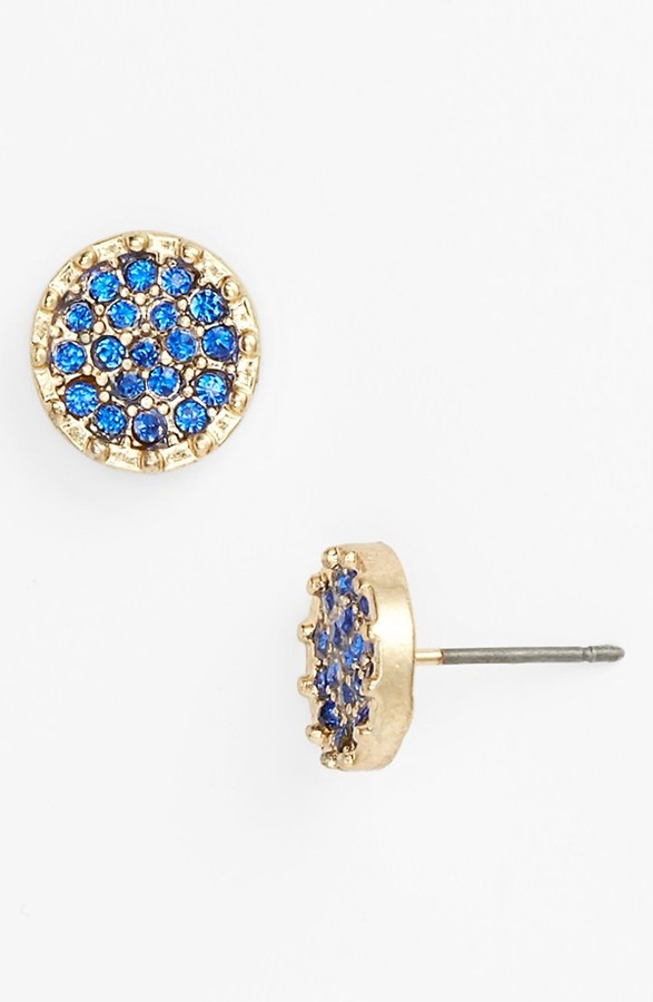 Stephan & Co Sparkle Stud Earrings (Juniors) (Online Only)