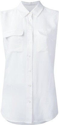 Equipment sleeveless shirt