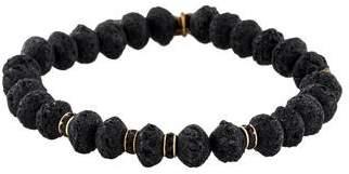 Isabel Marant Lava Bead Crystal Bracelet