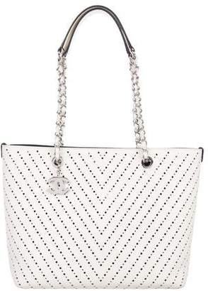 Chanel 2016 Small Perforated Tote