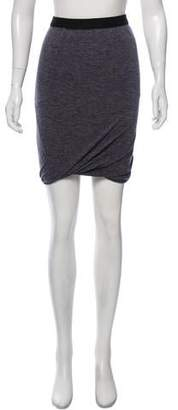 Alexander Wang Casual Knee-Length Skirt