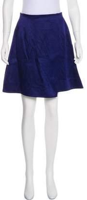 Diane von Furstenberg A-Line Knee-Length Skirt
