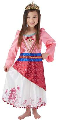 Rubie's Costume Co Masquerade Disney Princess - Storyteller Mulan Costume - Small