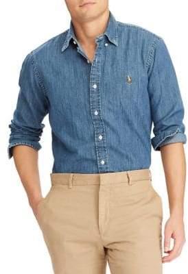 Polo Ralph Lauren Classic Fit Denim Shirt