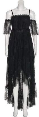 Philosophy di Lorenzo Serafini Lace Maxi Dress w/ Tags