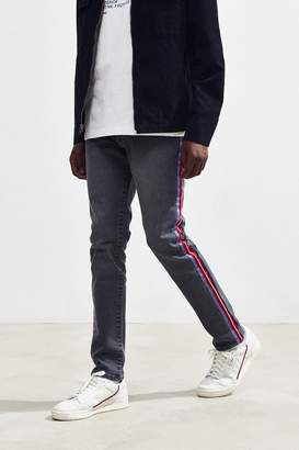 BDG Side Stripe Skinny Jean