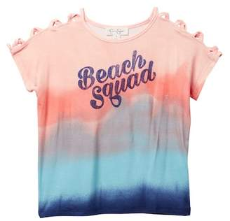 Jessica Simpson Beach Squad Tee (Little Girls)