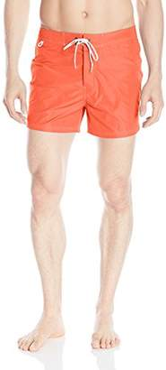 Sundek Men's Classic 14 Inch Low Rise Boardshort