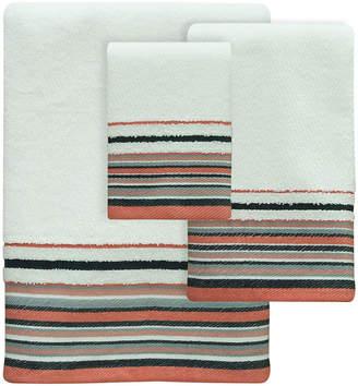 Bacova Guild Portico Stripe Bath Towel Collection
