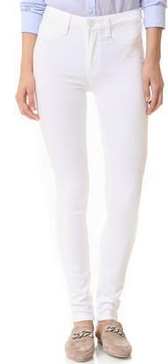 PAIGE Transcend Hoxton Ultra Skinny Jeans $179 thestylecure.com