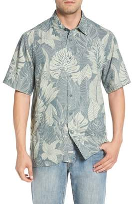 Quiksilver Waterman Collection Jungle Thinking Sport Shirt