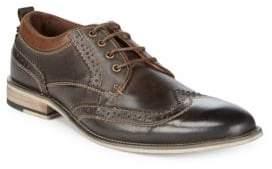 Steve Madden Jorah Leather Derby Shoes