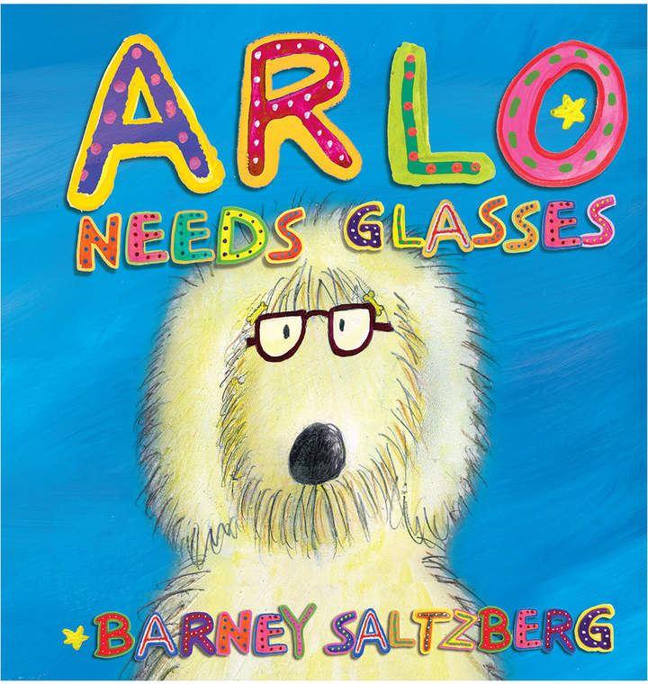 Workman Publishing Arlo Needs Glasses