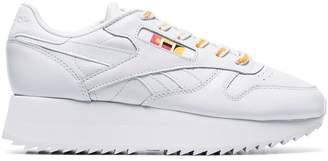 Reebok x Gigi Hadid Classic chunky leather low-top sneakers