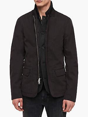 AllSaints Eston Blazer, Black