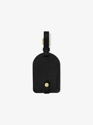 MICHAEL Michael Kors Jet Set Travel Saffiano Leather Luggage Tag
