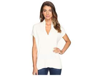 Lilla P Shawl Collar Pullover Women's Clothing