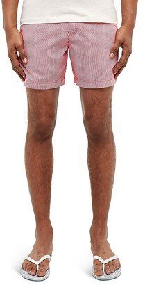 Ted Baker Striped Swim Shorts $109 thestylecure.com