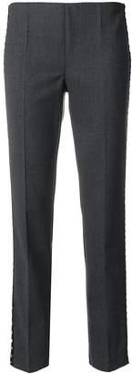 P.A.R.O.S.H. studded trim pants