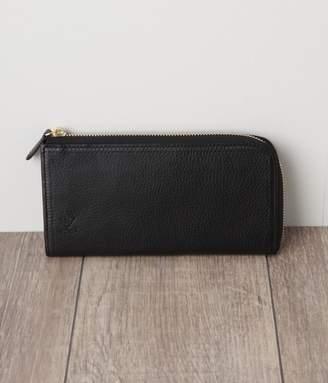 CI-VA (チーバ) - ラウンドファスナー+カードスペース長財布(B・ブラック)