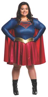 Rubie's Costume Co Costume Rubie's Women's Supergirl TV Size Costume